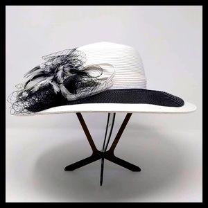 August Hat Company Freesia Wide Brim Hat